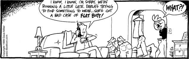 DAVE comic 2